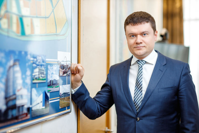 Dmitry Dudarev as an expert on implementation of the special economic zones best practices